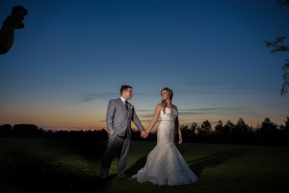 Reality Wedding Story An Ontario Destination Wedding Brought To Life At Hessenland Country