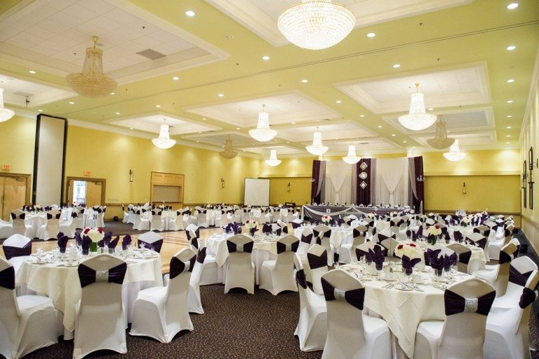 St George Banquet Hall Offers Exquisite Indoor Ballrooms For 50 To 800 Guests Gorgeous Outdoor