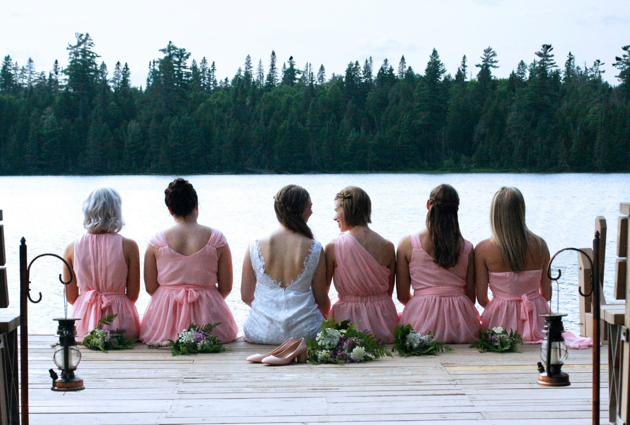 Bridesmaid dress shopping during Covid-19 bRidesmade by Kelsie Kathleen PHotography
