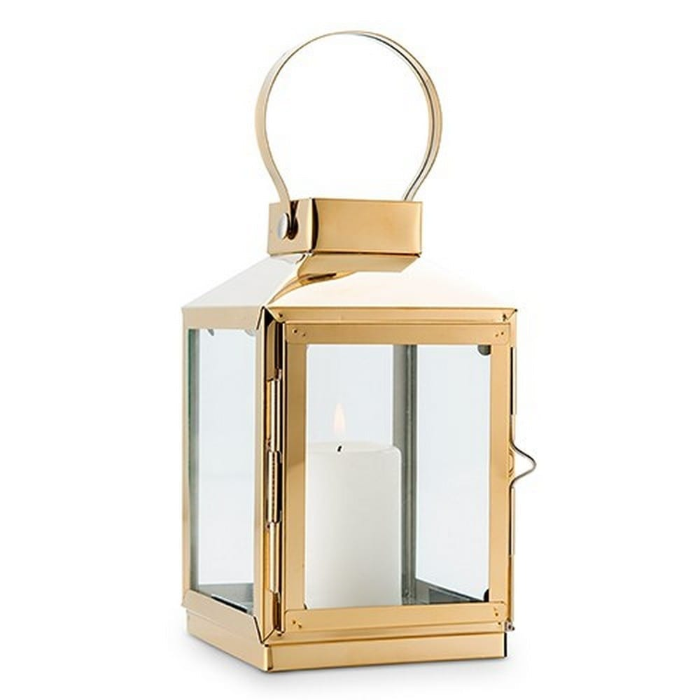 Medium Decorative Candle Lantern | $21