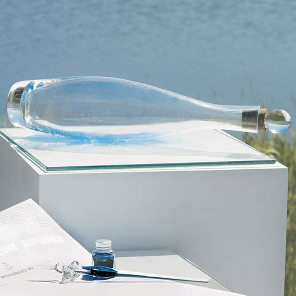 Message In A Bottle Guest Book Alternative | ON SALE $59.98