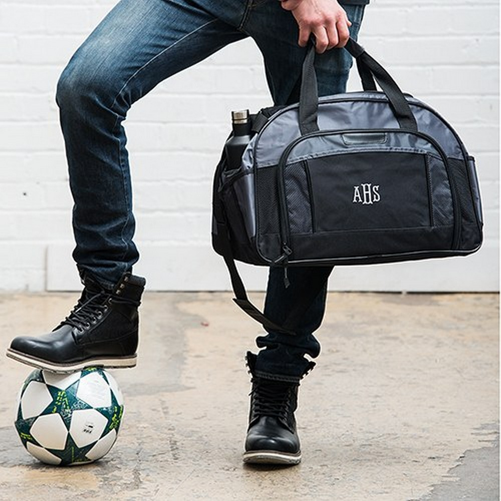 Sports Bag | $42 + $6.95 personalization fee