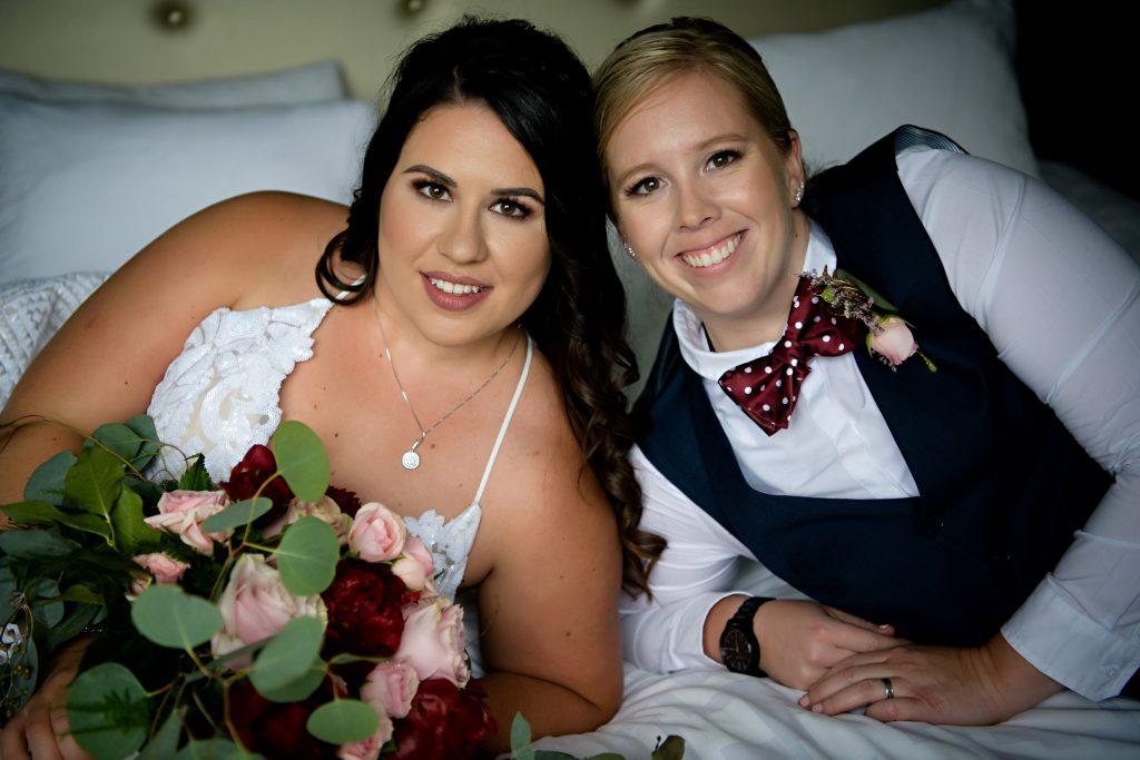 2020 Wedding Options Bride and Bride, Same-sex weddings, HRM Photography