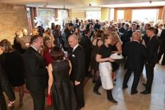 maclaren art centre wedding guests