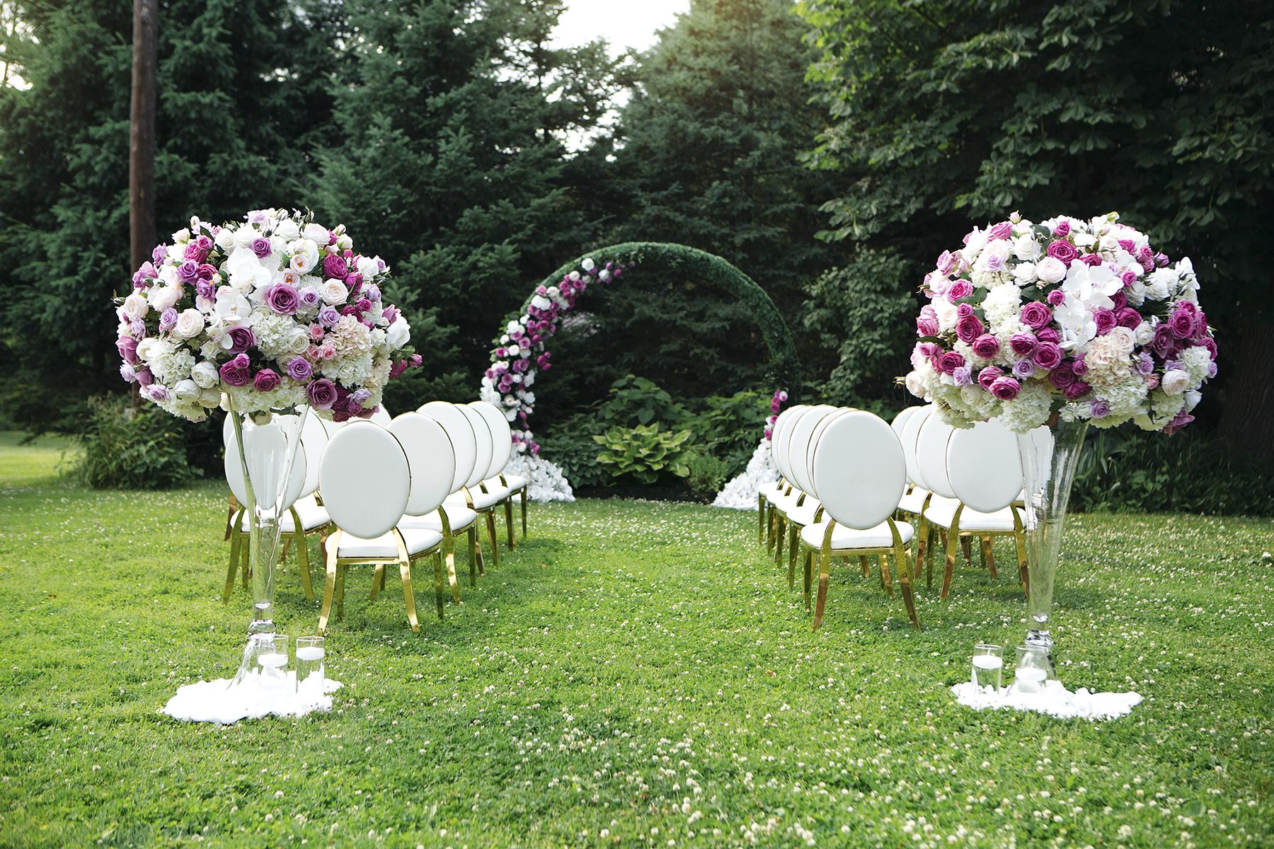 My backyard dream wedding