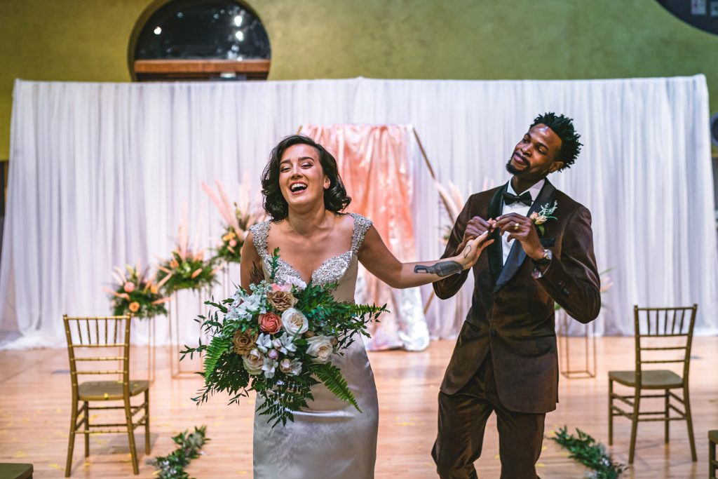 THEMUSEUM Lovely Weddings and Gary Evans Photography