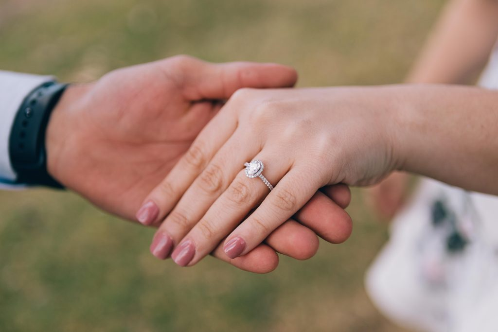 Find the perfect shaped ring