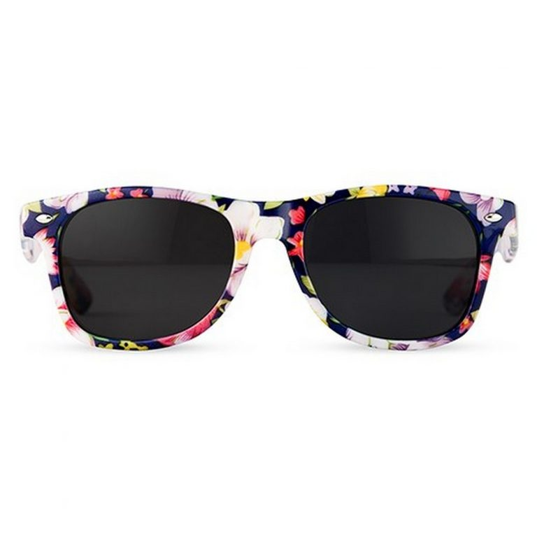 Floral Print Women's Sunglasses