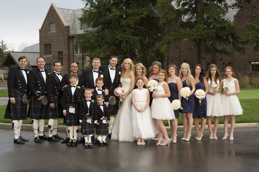Reality Wedding Story CTV News Toronto Co Anchor Says I Do In Scottish Style