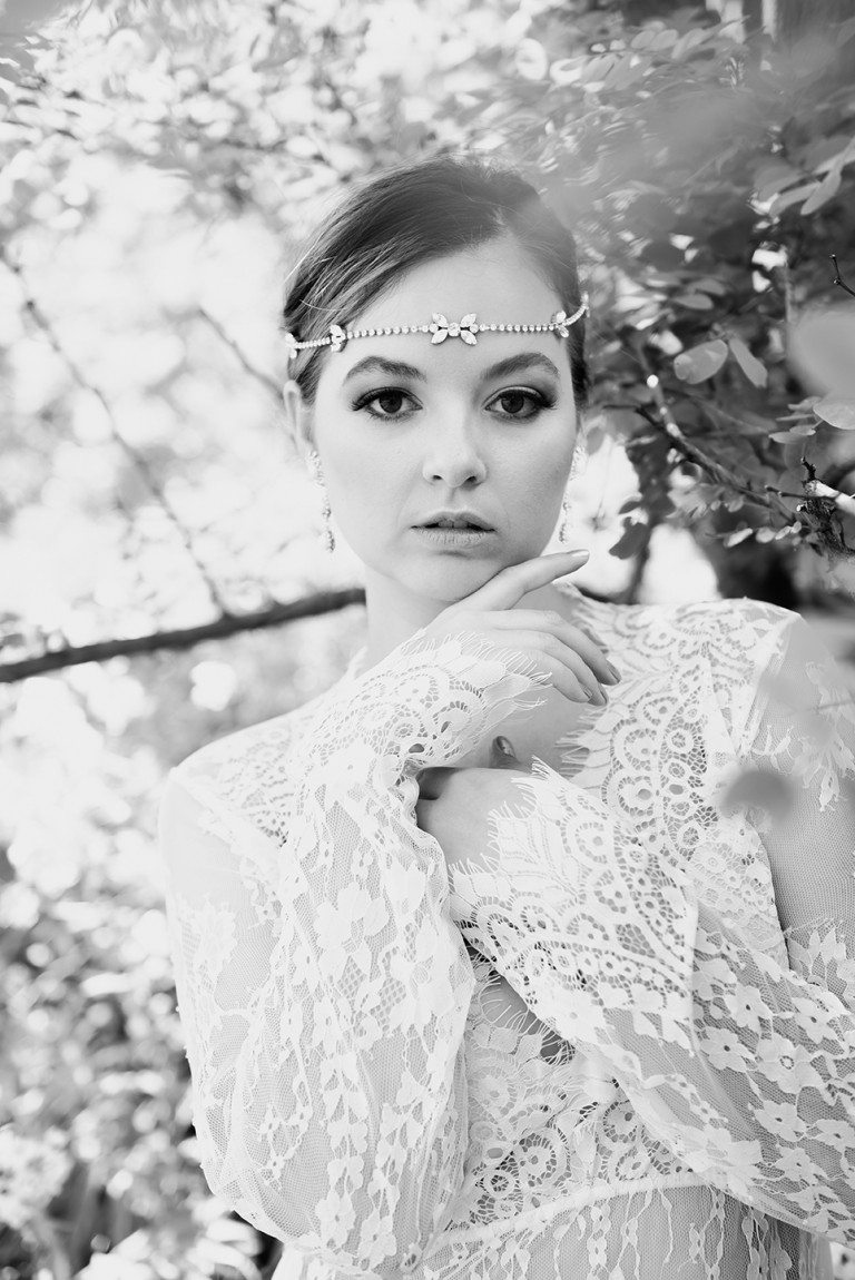 Eva Nicol Couture | Fav Things Fall/Winter 2017 Magazine | Photo: Julie Nicole Photography