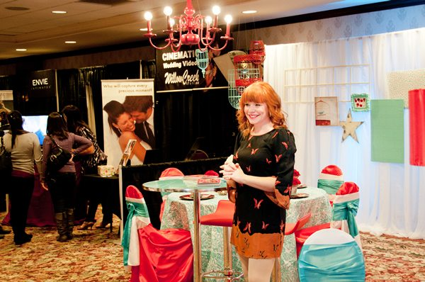 The Creative Bride at The Ring's K-W Wedding Expo