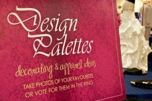 Design Palettes at The Ring's Wedding Expo