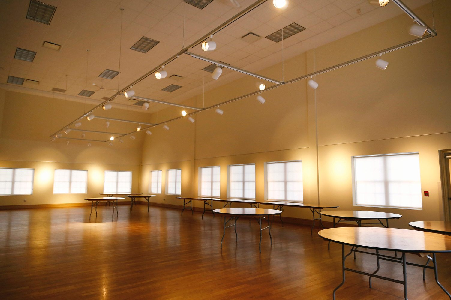 BEFORE: Fanshawe's Trillium Gallery - A Blank Canvas