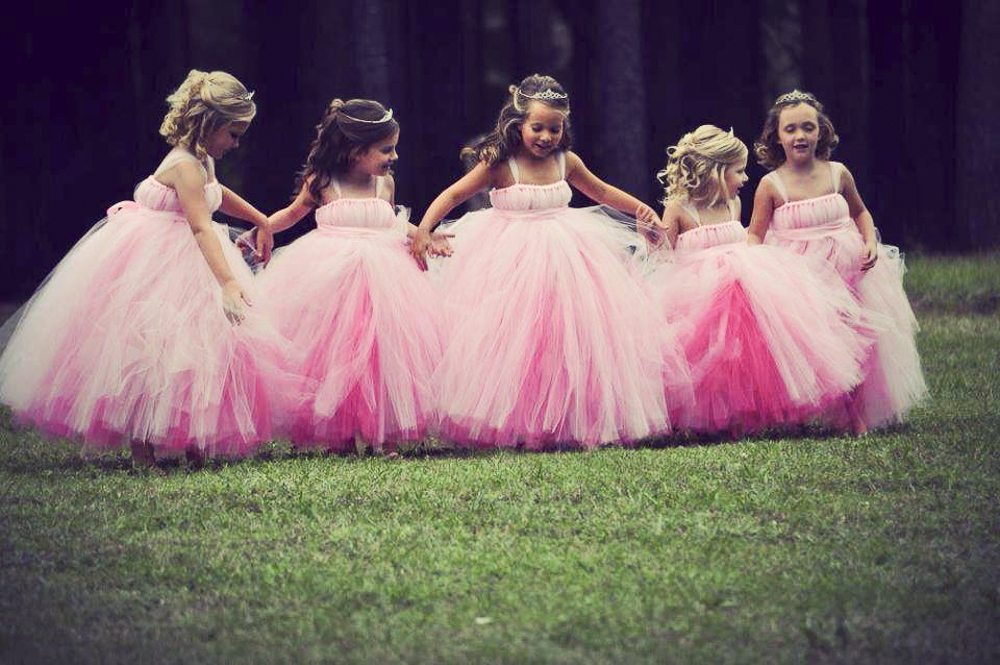 Dresses: Lil Miss Dress Up | Photo: Melissa K Photography