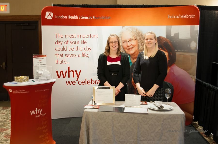 Photo Recap London Expo Best Western Plus Lamplighter Inn | London Health Sciences Foundation