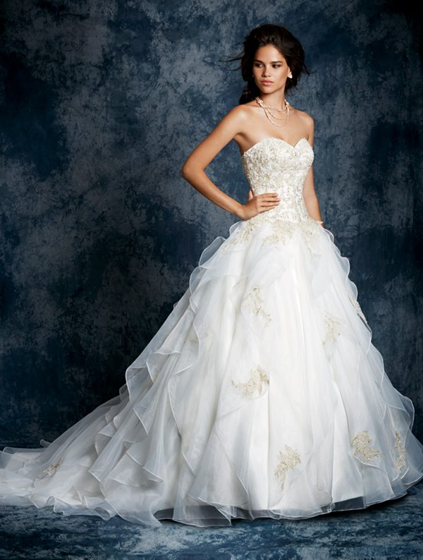45e0fe0c8daa {bridal gown gallery} Featuring Gowns Found at Sew Stylish Wedding Works