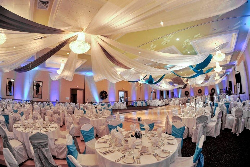 Gorgeous Indoor Amp Outdoor Space At St George Banquet Hall