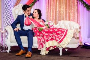 Venue: Mississauga Convention Center | Decor: Starlet Weddings and Events | Photo: StudioChris