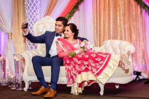 Venue: Mississauga Convention Center   Decor: Starlet Weddings and Events   Photo: StudioChris