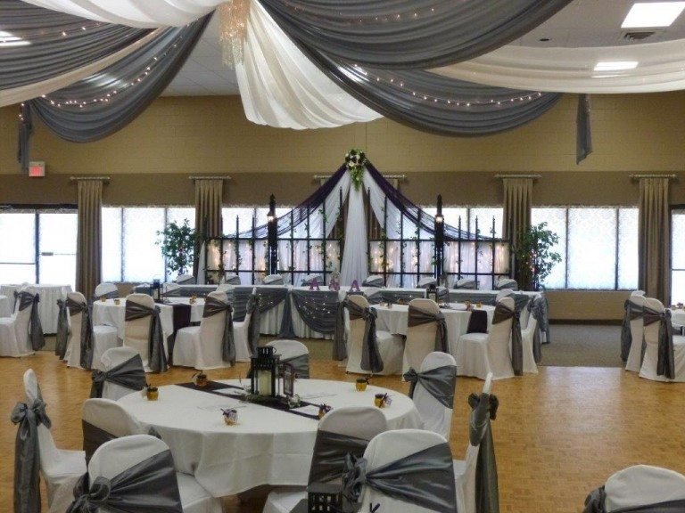 Venue: Waterloo Regional Police Association| Photo: Decorating Dreams