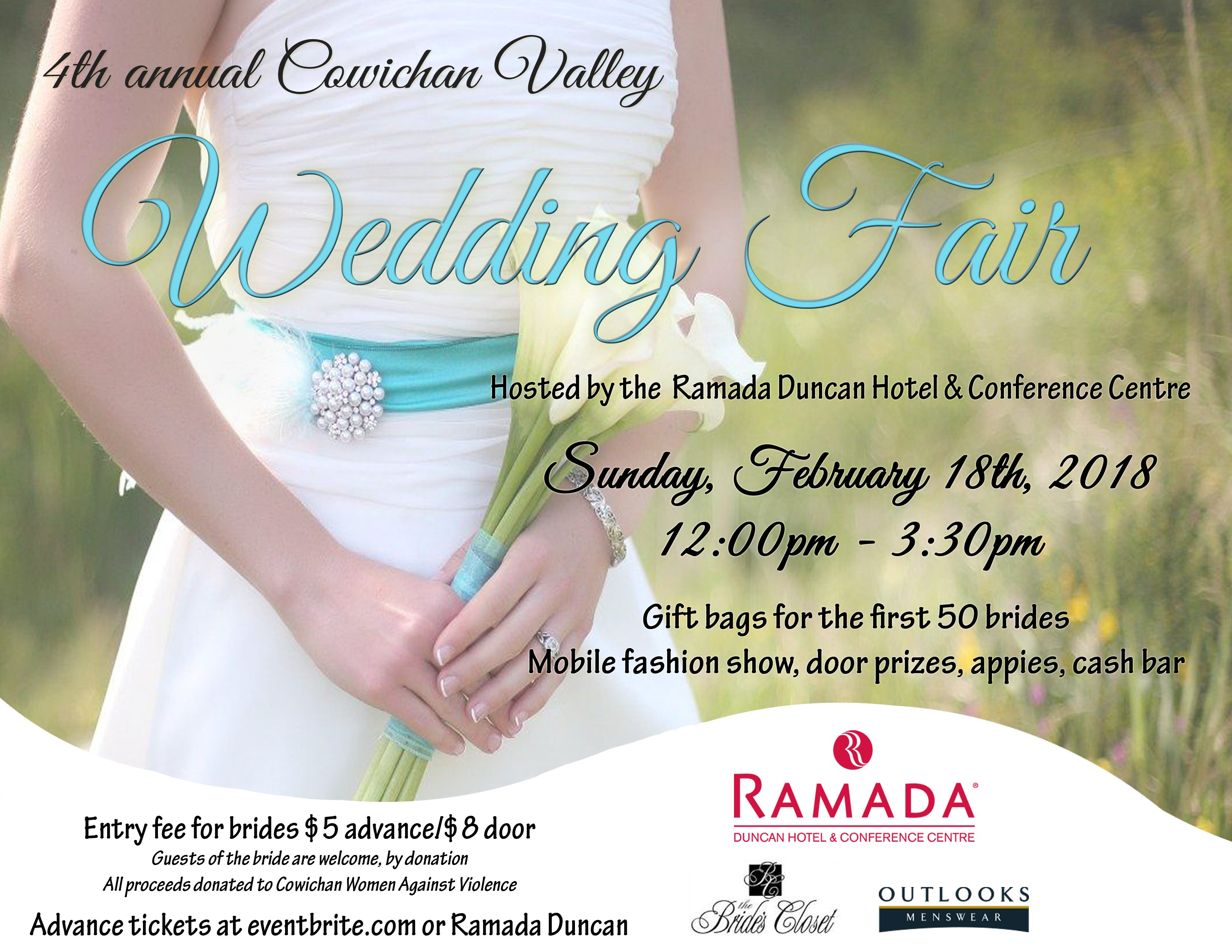 Wedding Fair Poster 2018