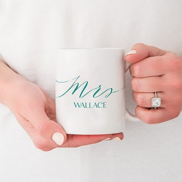 Personalized Coffee Mug | $19