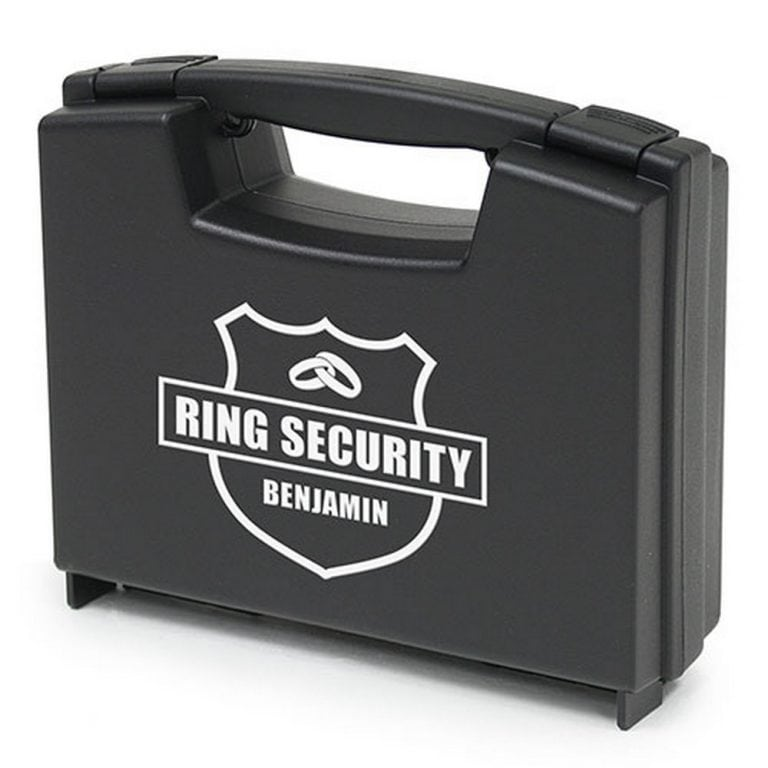 Personalized Ring Briefcase | $30
