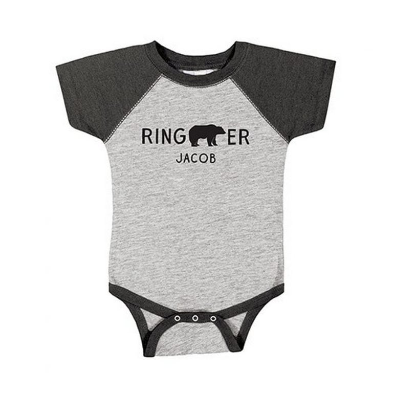 Personalized Baby Onesie | $30