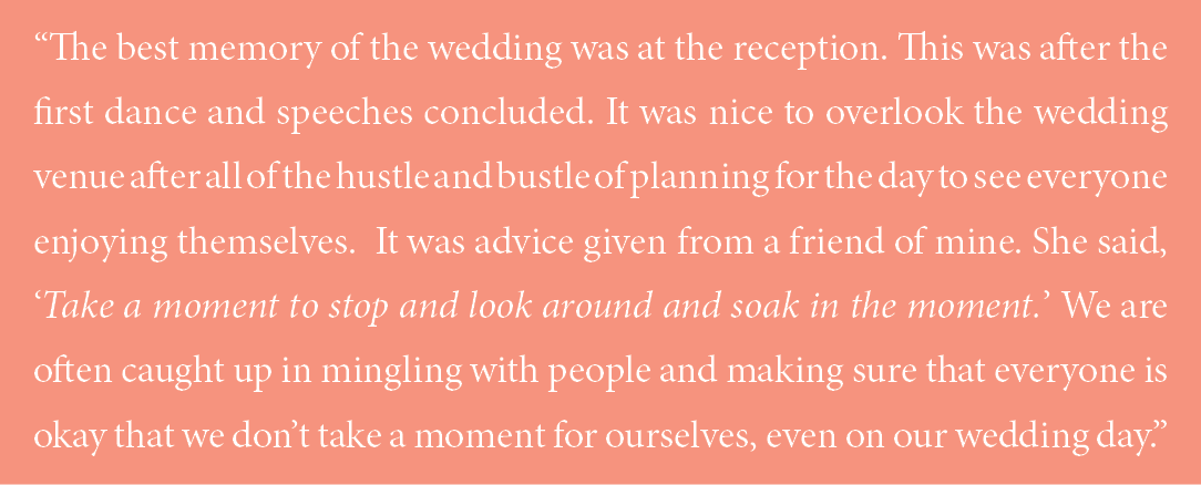 Concordia Club Reality Wedding Story