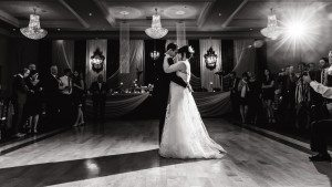 Venue: St. George Banquet Hall | Photo: Gary Evans Photography
