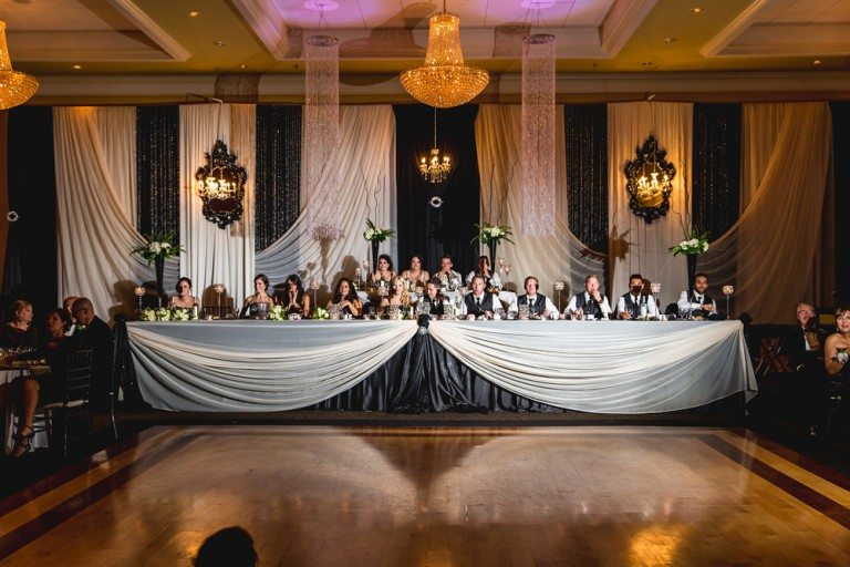 Venue: St. George Banquet Hall | Photo: Gary Evans Photography Photography